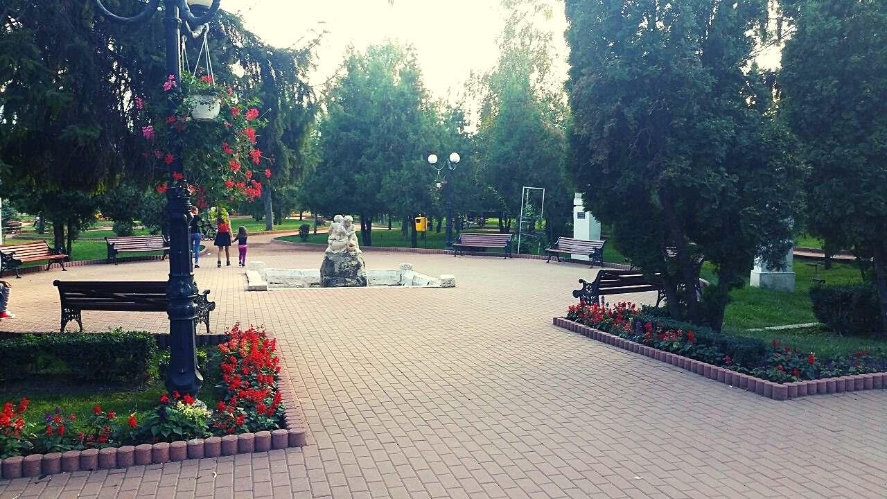 pavaj ceramic Klinker parc